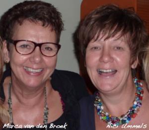 Marca van den Broek Nici Ummels